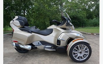 2018 Can-Am Spyder RT for sale 200727896
