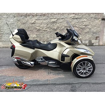 2018 Can-Am Spyder RT for sale 200741342