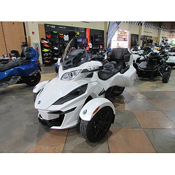 2018 Can-Am Spyder RT for sale 200766084