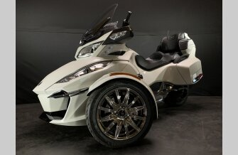 2018 Can-Am Spyder RT for sale 200967137