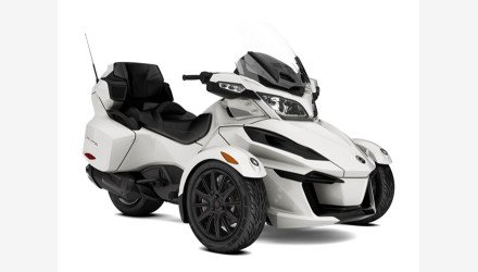2018 Can-Am Spyder RT for sale 201020440