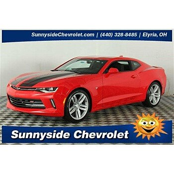 2018 Chevrolet Camaro for sale 100953624