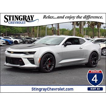 2018 Chevrolet Camaro SS Coupe for sale 100963204