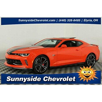 2018 Chevrolet Camaro for sale 100983383