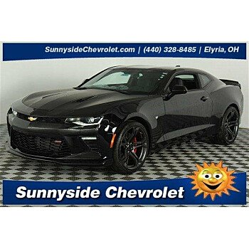 2018 Chevrolet Camaro for sale 100985553