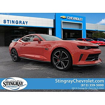 2018 Chevrolet Camaro for sale 100993318