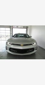 2018 Chevrolet Camaro LT Convertible for sale 100989264