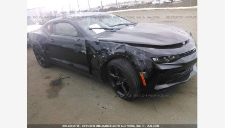 2018 Chevrolet Camaro for sale 101015260