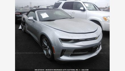 2018 Chevrolet Camaro for sale 101015267