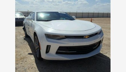 2018 Chevrolet Camaro for sale 101064805