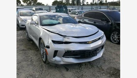 2018 Chevrolet Camaro LT Coupe for sale 101065709