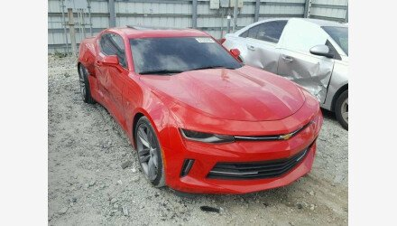 2018 Chevrolet Camaro LT Coupe for sale 101067543