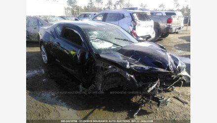 2018 Chevrolet Camaro for sale 101103556