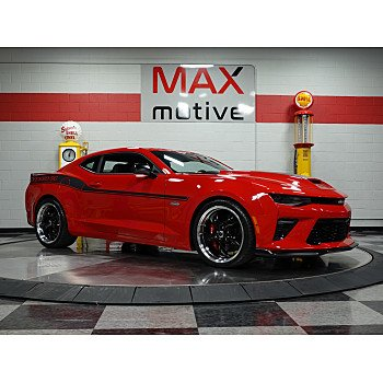 2018 Chevrolet Camaro for sale 101117324