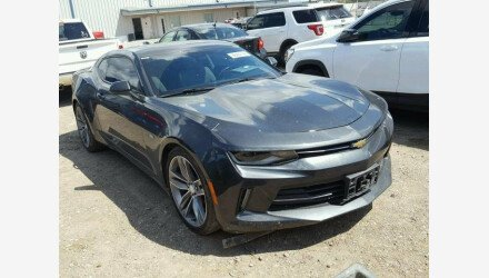 2018 Chevrolet Camaro LT Coupe for sale 101122677
