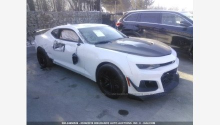 2018 Chevrolet Camaro for sale 101122777