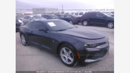 2018 Chevrolet Camaro LS Coupe for sale 101123466