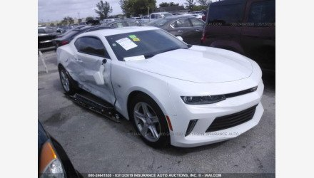2018 Chevrolet Camaro LS Coupe for sale 101123521