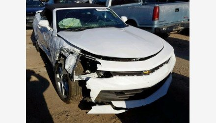 2018 Chevrolet Camaro for sale 101124120