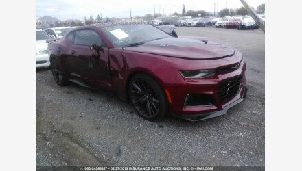 2018 Chevrolet Camaro for sale 101127071