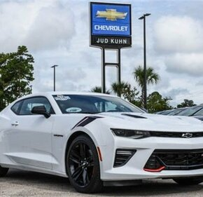 2018 Chevrolet Camaro SS Coupe for sale 101178257
