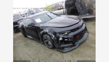 2018 Chevrolet Camaro for sale 101186019