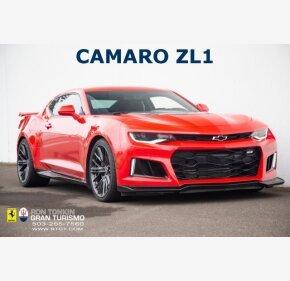 2018 Chevrolet Camaro for sale 101186297