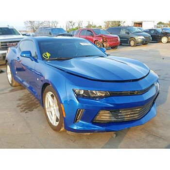 2018 Chevrolet Camaro LT Coupe for sale 101186523