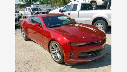 2018 Chevrolet Camaro for sale 101190632