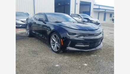 2018 Chevrolet Camaro LT Coupe for sale 101190759