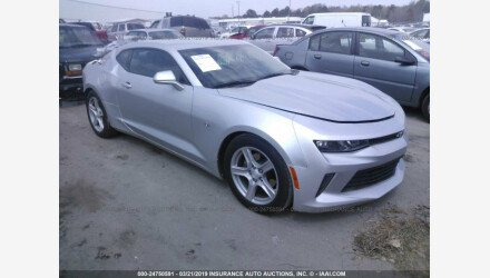 2018 Chevrolet Camaro for sale 101190823