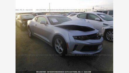 2018 Chevrolet Camaro for sale 101190863
