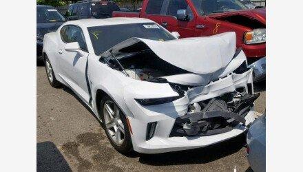 2018 Chevrolet Camaro for sale 101191405