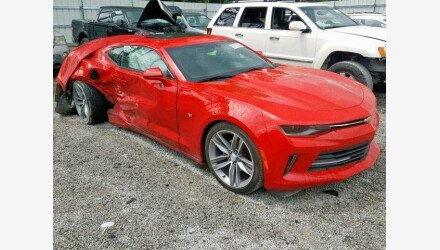 2018 Chevrolet Camaro LT Coupe for sale 101193651