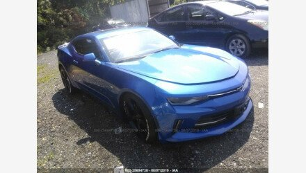 2018 Chevrolet Camaro LT Coupe for sale 101194453