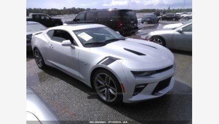 2018 Chevrolet Camaro SS Coupe for sale 101202446