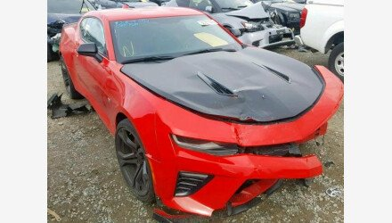 2018 Chevrolet Camaro SS Coupe for sale 101205245