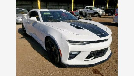 2018 Chevrolet Camaro SS Coupe for sale 101205832