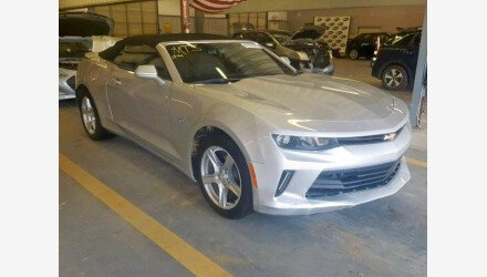 2018 Chevrolet Camaro for sale 101205923