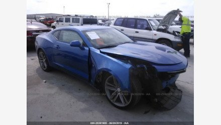 2018 Chevrolet Camaro LT Coupe for sale 101207556