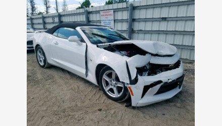 2018 Chevrolet Camaro for sale 101207939