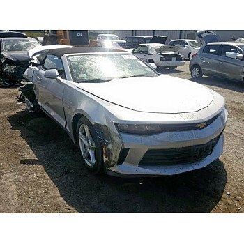 2018 Chevrolet Camaro for sale 101209751