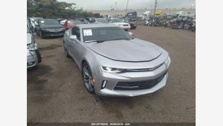 2018 Chevrolet Camaro LT Coupe for sale 101209882
