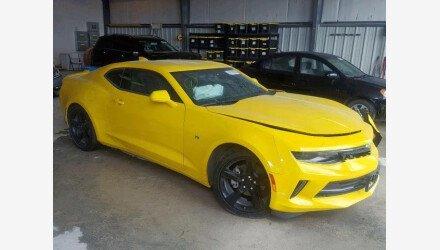 2018 Chevrolet Camaro for sale 101210395