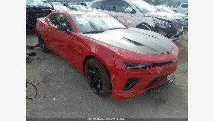 2018 Chevrolet Camaro SS Coupe for sale 101219750
