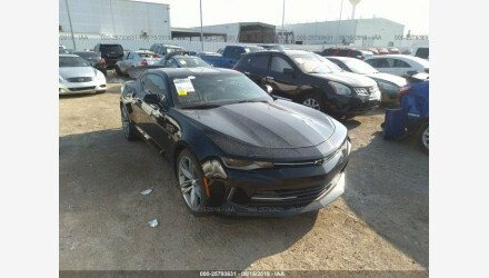 2018 Chevrolet Camaro for sale 101220788