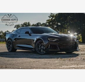 2018 Chevrolet Camaro for sale 101222421
