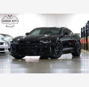 2018 Chevrolet Camaro for sale 101222421