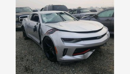 2018 Chevrolet Camaro LT Coupe for sale 101222626