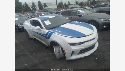 2018 Chevrolet Camaro LT Coupe for sale 101223887